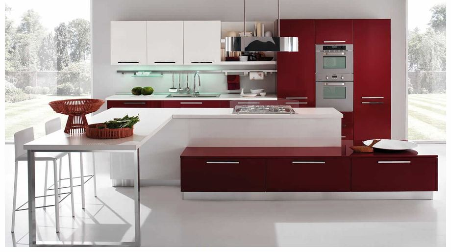 VC Interiors Island Kitchen Designers