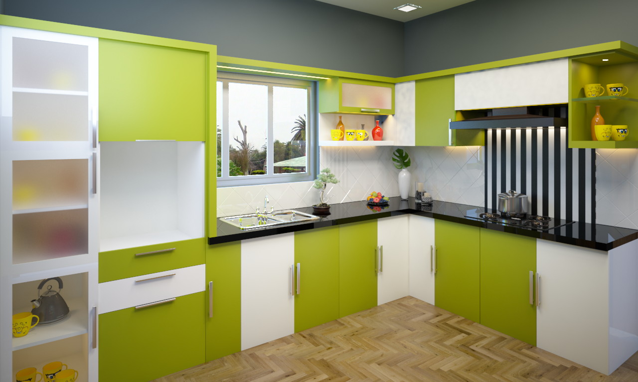 Modern Kitchen Designers in Trivandrum