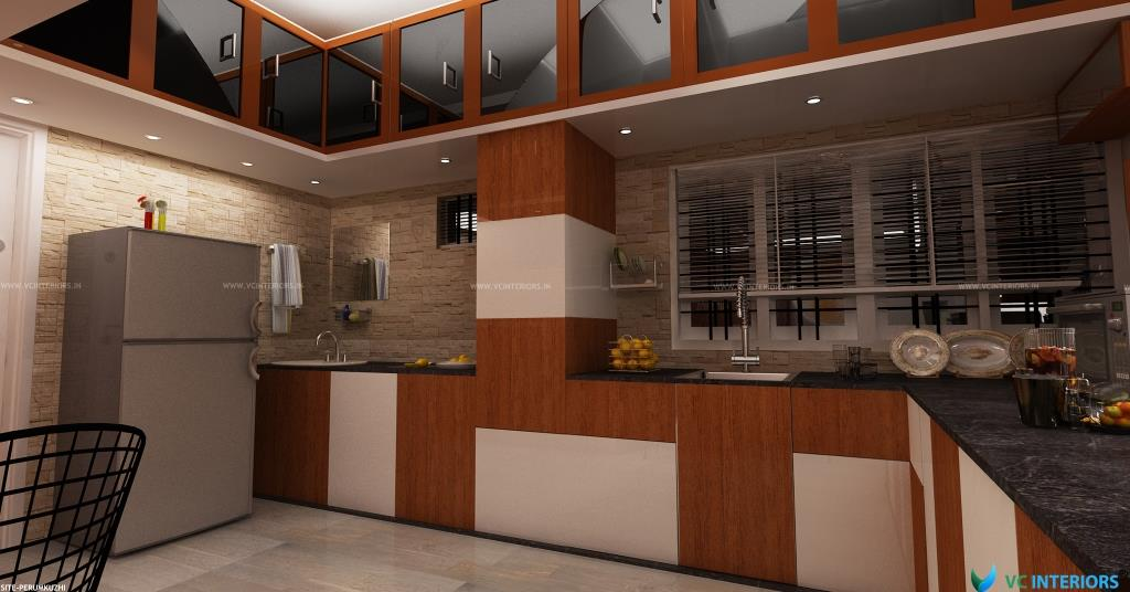 Kitchen Designers in Trivandrum