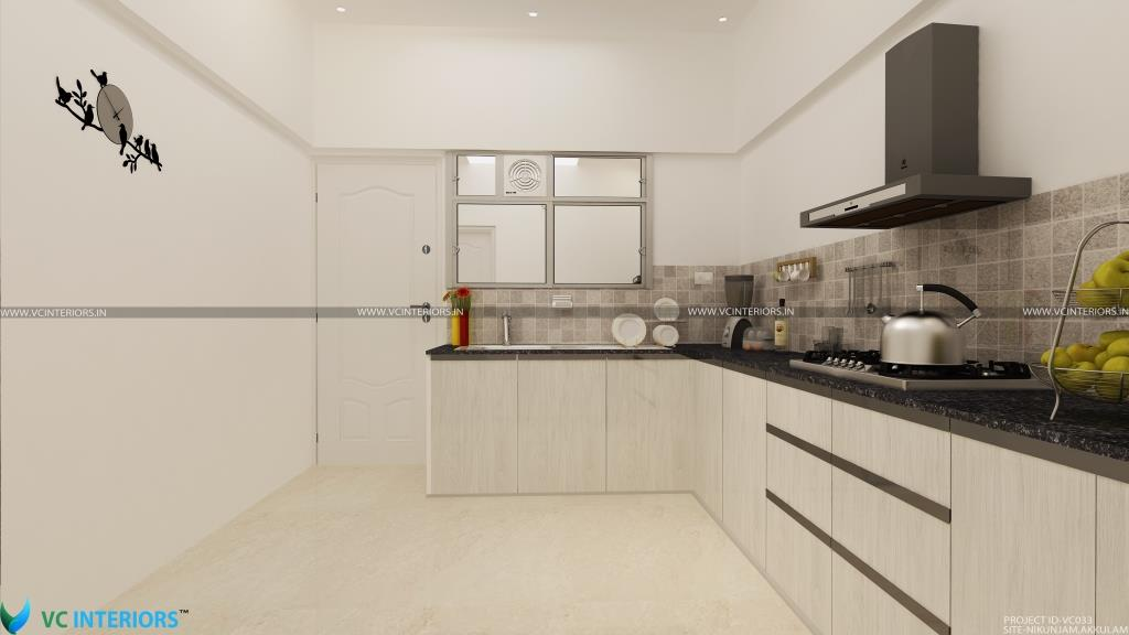 Modular Kitchen Designers in Trivandrum