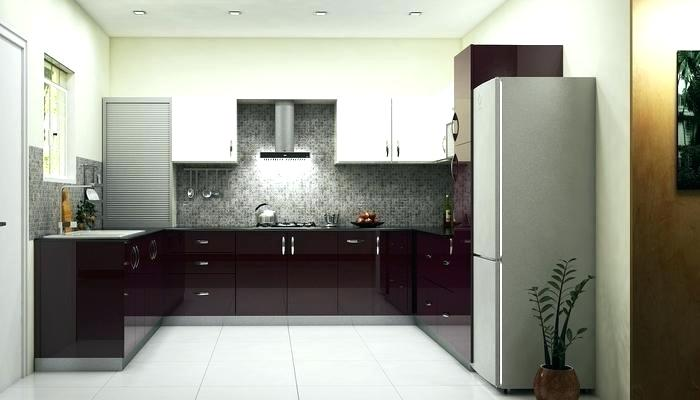 VC Interiors C Shaped Kitchen Design