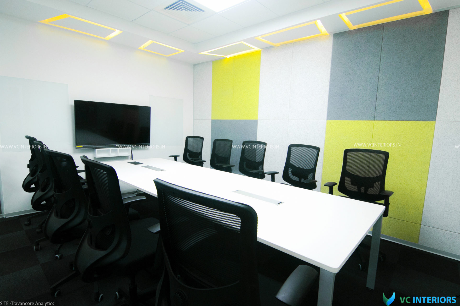 Office Meeting Room Design - VC Interiors