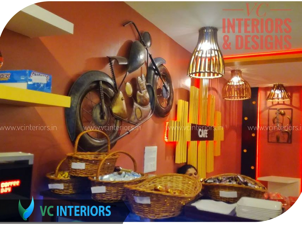 Commercial Space Design - VC Interiors