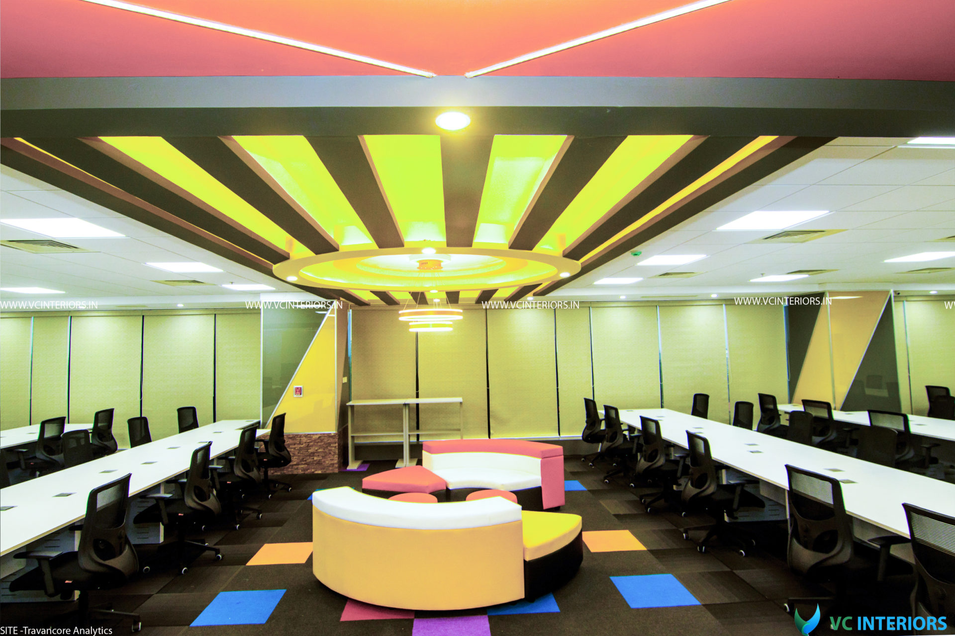 Office Interior Designers in Kerala - VC Interiors