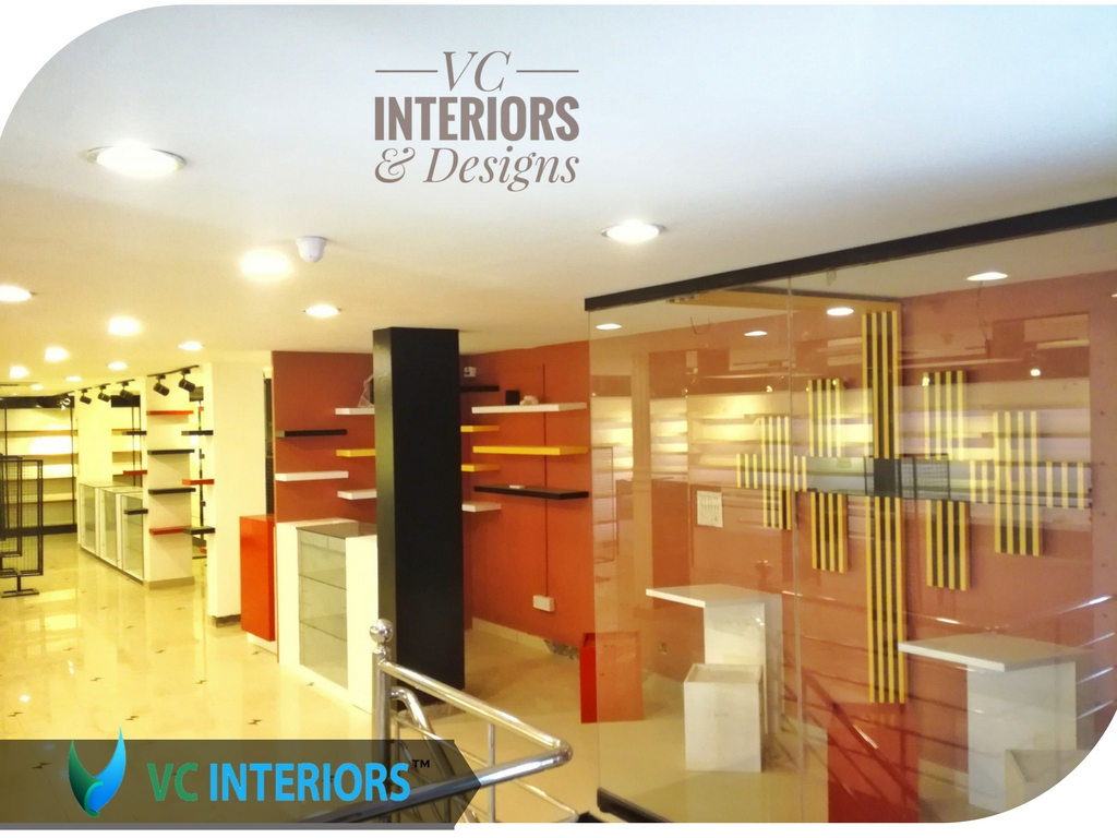 Office Interior Designers - VC Interiors