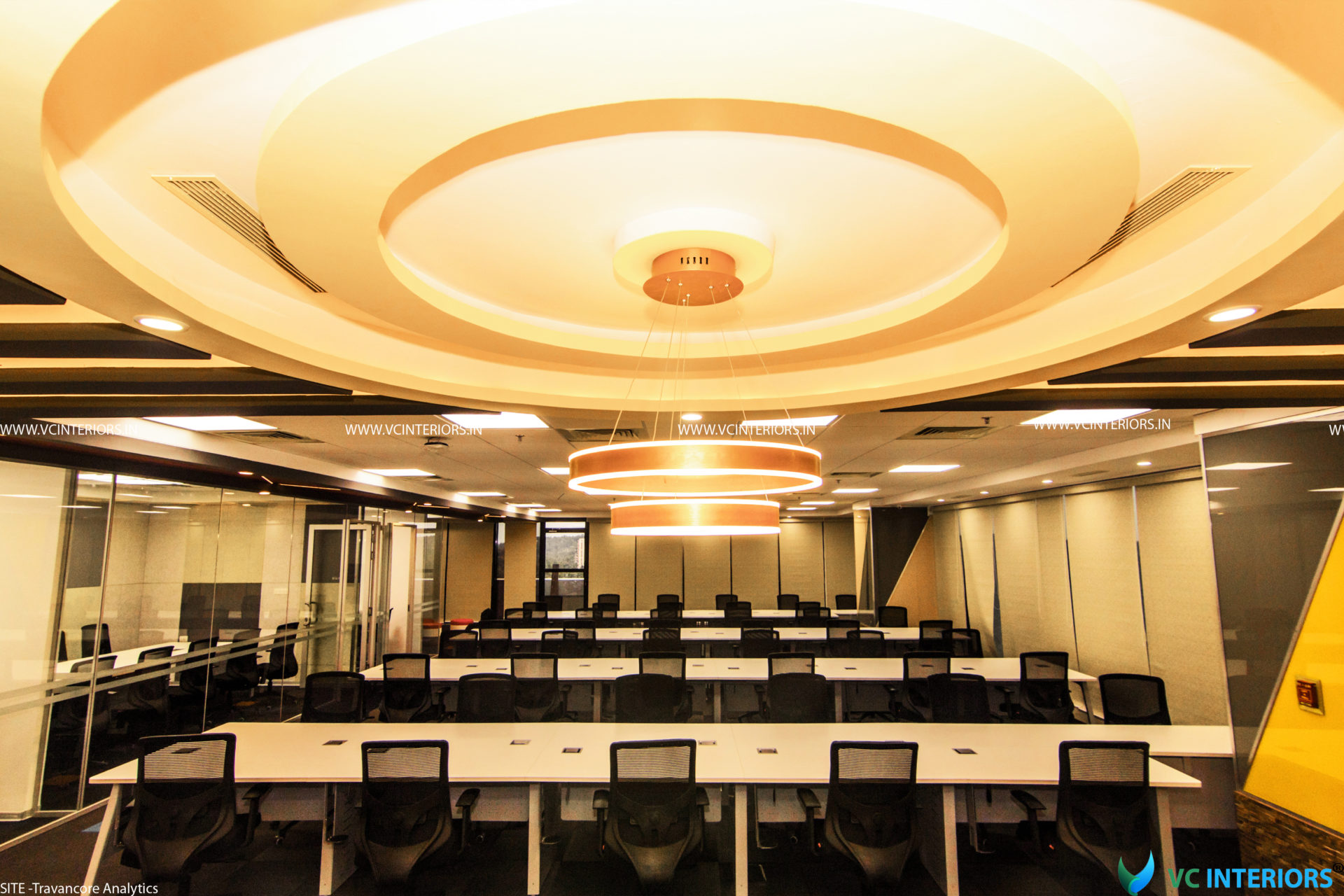 Commercial Office Interiors - VC Interiors
