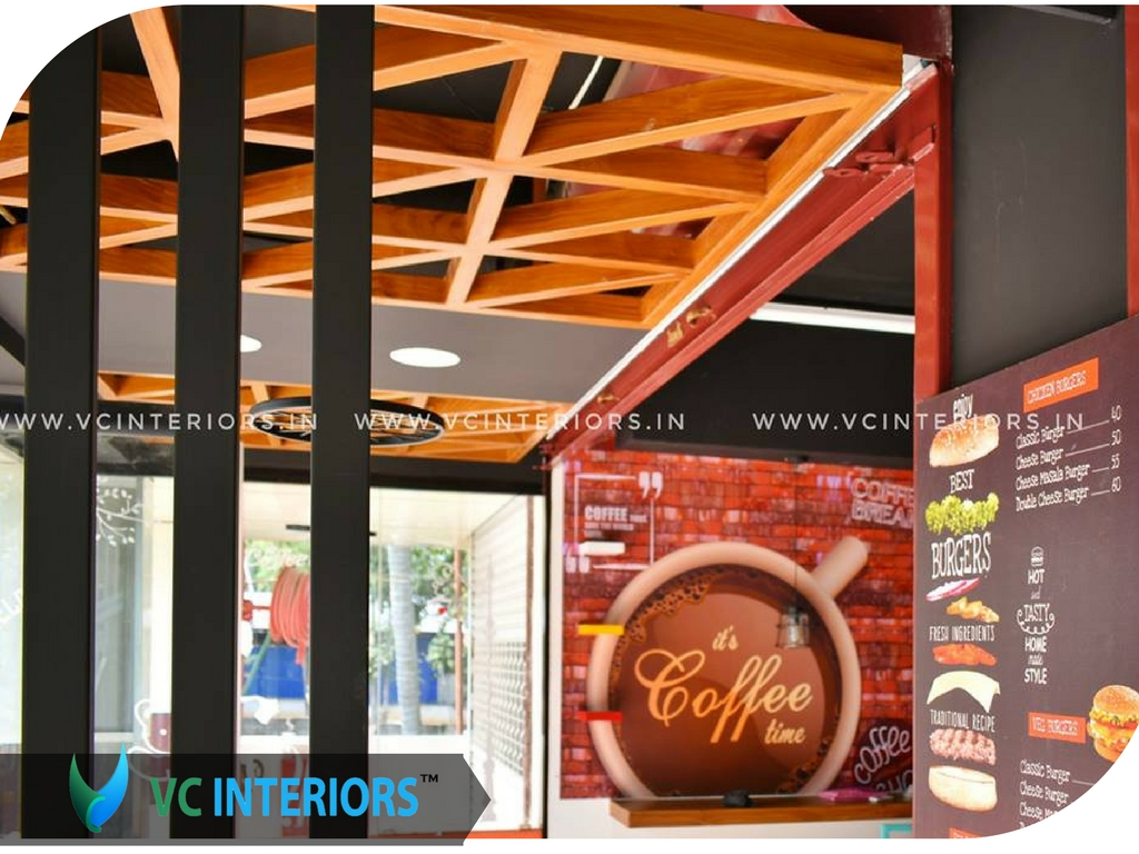 Commercial Shop Interior Design - VC Interiors