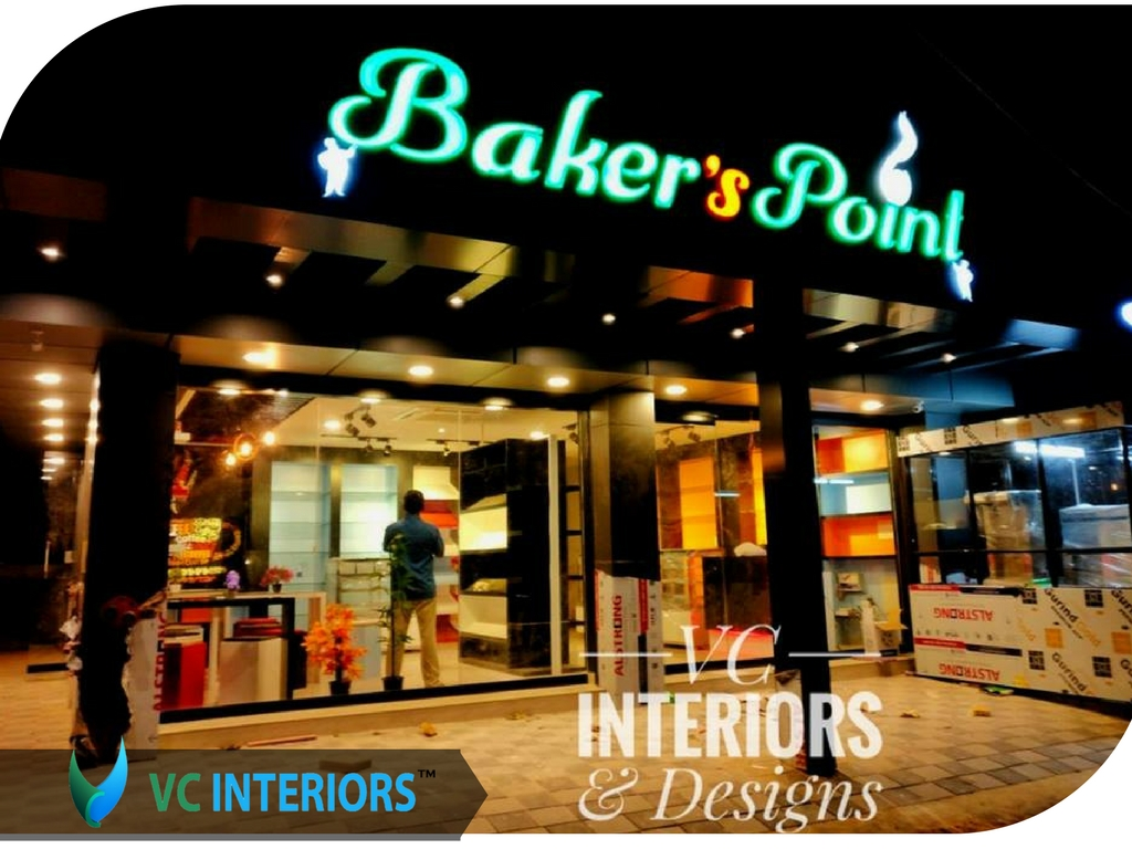 Commercial Shop Interior Designers in Trivandrum